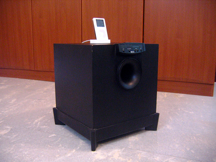 Custom iPod HiFi