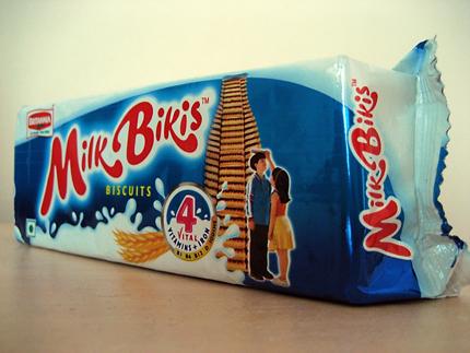 Britannia Milk Bikis