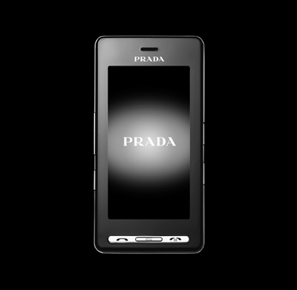 The PRADA-LG mobile phone